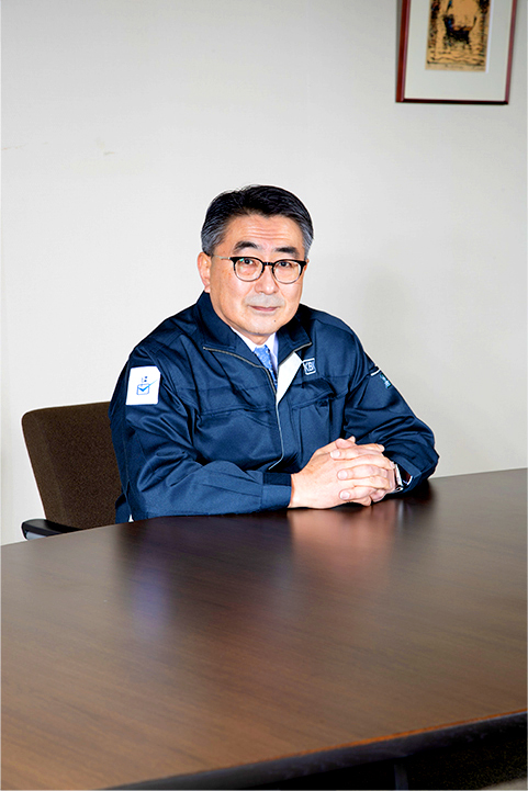 代表取締役 藤谷良樹