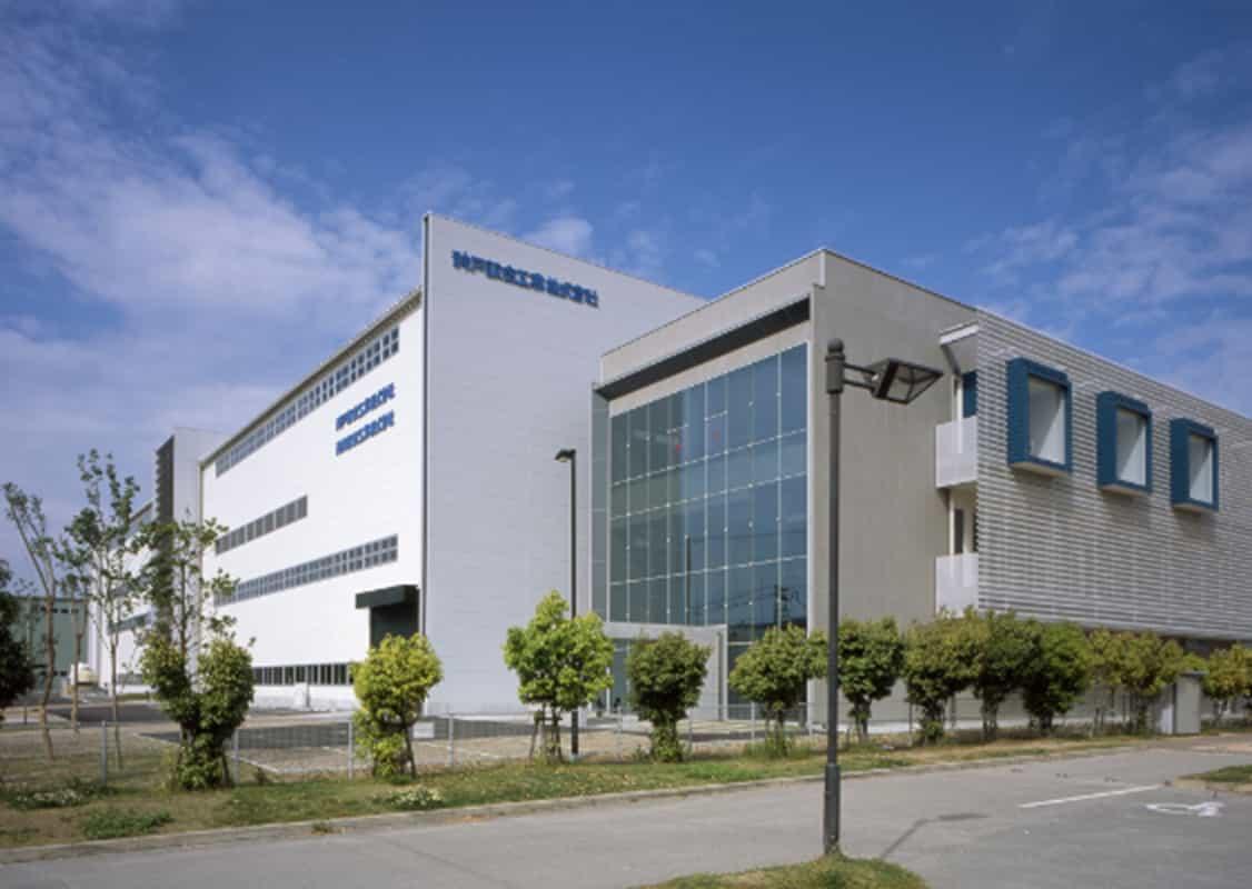 画像:高砂工場建物
