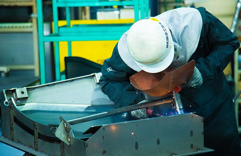 産業機械構成品